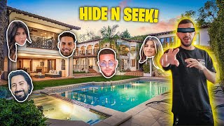 Hide N Seek in MY NEW HOUSE!! Loser has to do THIS...