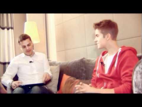 Justin Bieber habla de cantar en Español en A3 Noticias España