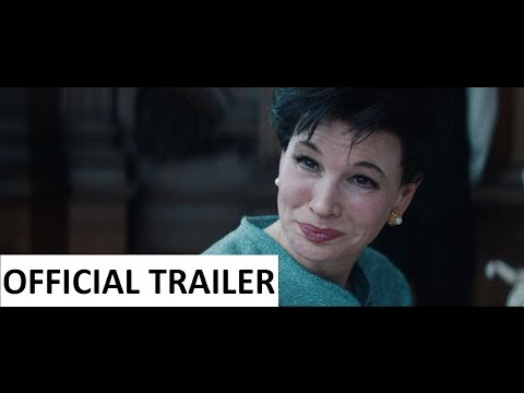 JUDY Main Trailer [HD] - Renee Zellweger is Judy Garland