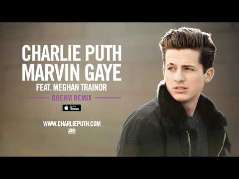 Marvin Gaye (feat. Meghan Trainor) (Boehm Remix)
