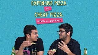 Expensive Pizza Vs Cheap Pizza: Which Is Better? | Ft. Akshay & Kanishk | Ok Tested