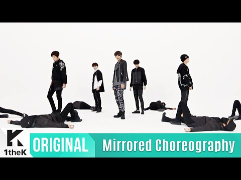 [Mirrored] HISTORY(히스토리) _ Queen Choreography(거울모드 안무영상)_1theK Dance Cover Contest