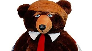 99.99% I'm gonna get banned from You TUBE-My Trumpy Bear reaction**BAD LANGUAGE*
