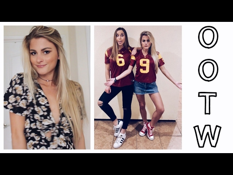 OOTW: What I Wear to Class at USC!