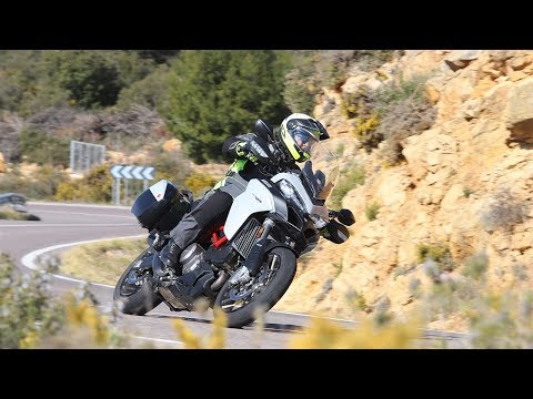 Motosx1000: Presentación Ducati MultiStrada 950 S