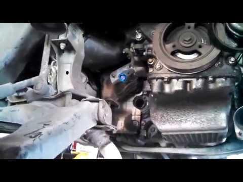 Alternator replacement 2005 2006 Ford Escape 3.0L DOHC All Wheel Drive