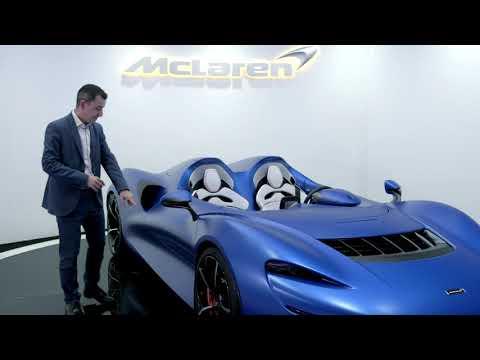 McLaren Tech Club - Episode 8 - Elva: Form Follows Function