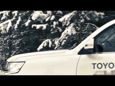 АвтоЭлита. Тест-драйв Toyota Land Cruiser. Программа от 26.12.2015