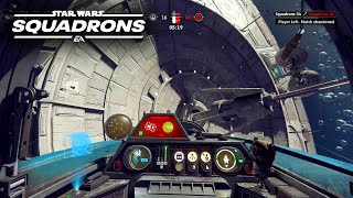 I Played Star Wars Squadrons! Multiplayer + Single Player, All Starfighters, Customization Gameplay!
