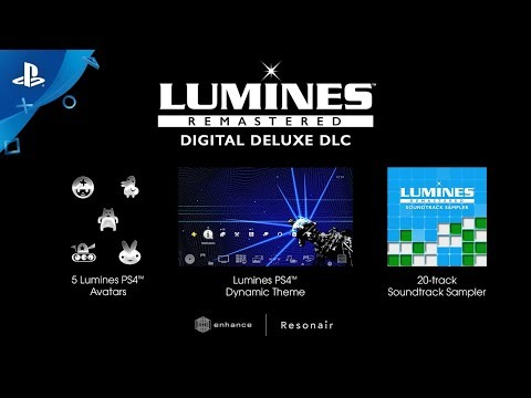 LUMINES REMASTERED Trailer