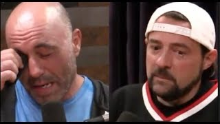 Joe Rogan & Kevin Smith Get Emotional Talking About Their Dogs Dying