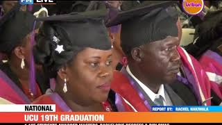 #PMLive: 1,105 students awarded Masters, Bachelor's degrees & Diplomas