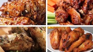 Chicken Wings 7 Ways