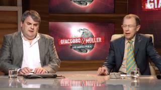 Giacobbo/Müller mit Markus Kocher alias «Body»