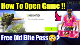 3rd Anniversary Free Rewards😍🔥How To Open Game !! All New Updates