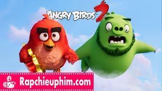 """[Review] Angry Bird 2: Biệt đội """"CHIM LỢN"""" siêu lầy lội"""