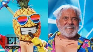 Tommy Chong Booted From 'The Masked Singer'