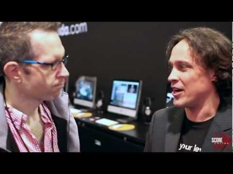 SCOREcast: NAMM 2013 - LYNDA.COM