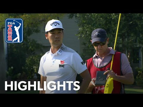 Kevin Na's highlights | Round 1 | The Greenbrier 2019