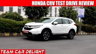 2019 Honda CR V AWD Long Term Test Drive Review | Team Car Delight