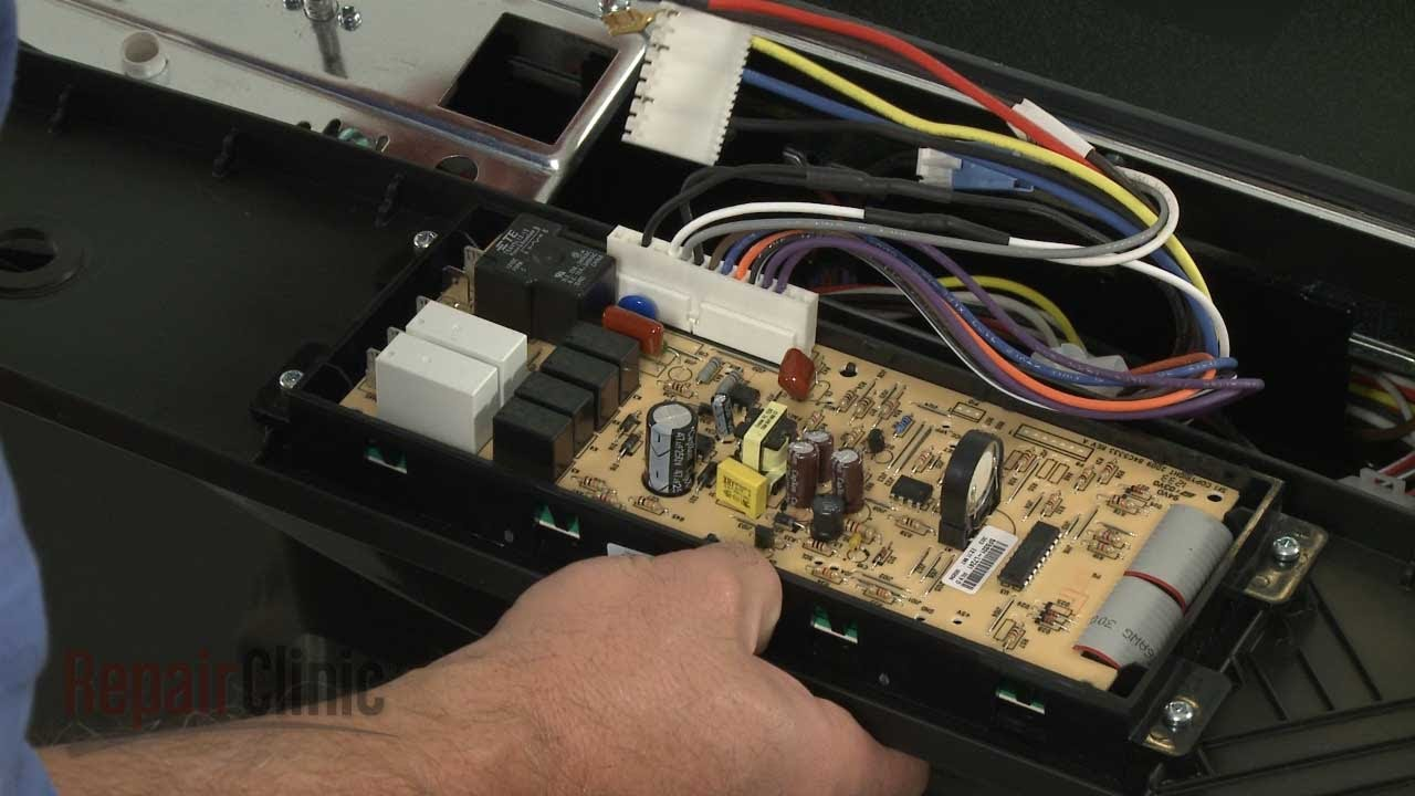 oven control board replacement ndash kenmore electric range ge electric range wiring diagram