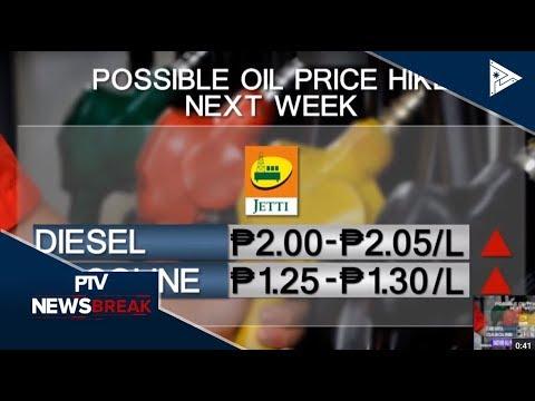 NEWSBREAK: Bigtime oil price hike, Asahan sa susunod na linggo