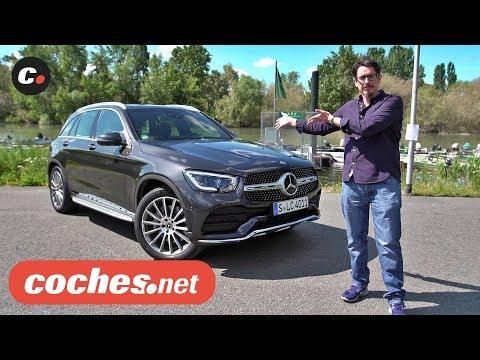 Mercedes-Benz GLC 2019 SUV | Primera prueba / Test / Review en español | coches.net