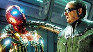 SPIDER MAN PS4 Spiderman VS Doctor Octopus Final Boss Fight (Otto Octavius Boss Fight)