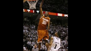 Kevin Durant (Texas Longhorns) vs Acie Law IV (Texas A&M Aggies) Big 12 Con, 3/4/2007