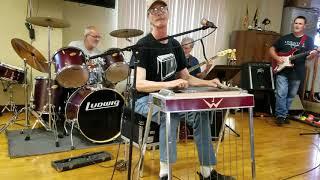 Joe Wright - Mama Tried @ Indy Steel Guitar Club 06/24/18