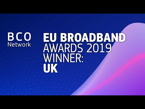 Winner EBB KCOM Lightstream UK photo