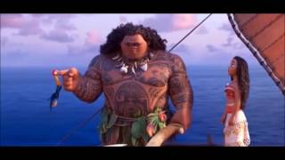 Moana: Maui get his transformation back