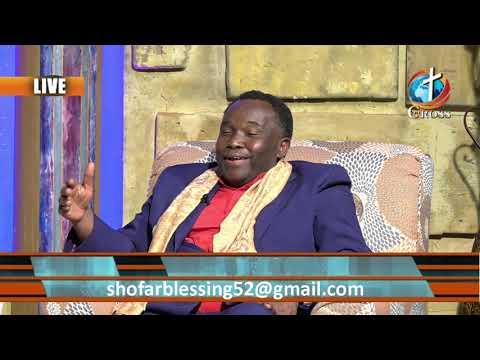Anthony Hayes ( The Sound Of Shofar ) With Apostle David Moses Musonda. Dr. Chris Rake   06-21-2021