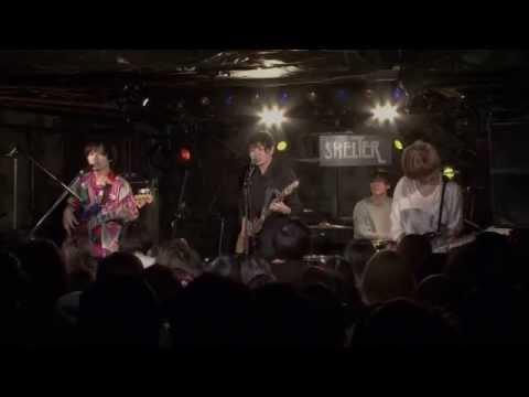 QOOLAND「Shining Sherry」【下北沢SHELTER live】