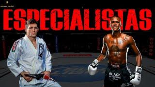 5 Mejores Especialistas en la UFC