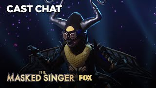 You Won't Believe Who Is Under The Bee Mask! | Season 1 Ep. 10 | THE MASKED SINGER