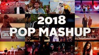 Sergi B - 2018 Pop Mashup (Rewind) [Dua Lipa, Ariana Grande, Ozuna, Marshmello, Cardi B, and more]