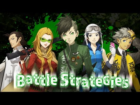 Fight to Survive in Shin Megami Tensei IV: Apocalypse