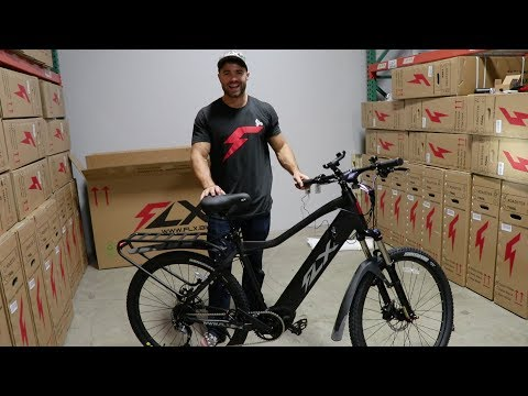 2019 FLX Trail - Electric Bike Assembly Video