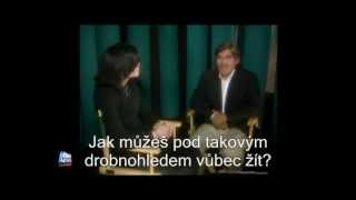 Michael Jackson - rozhovor s Geraldo Rivera (české titulky)