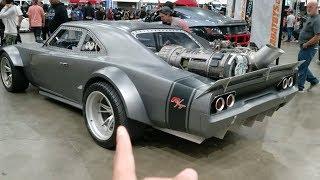 AutoCon 2018 - Dàn Xe Fast Furious (Vlog 27)