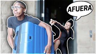 Breaking up with boyfriend in SPANISH prank!! **Must Watch**
