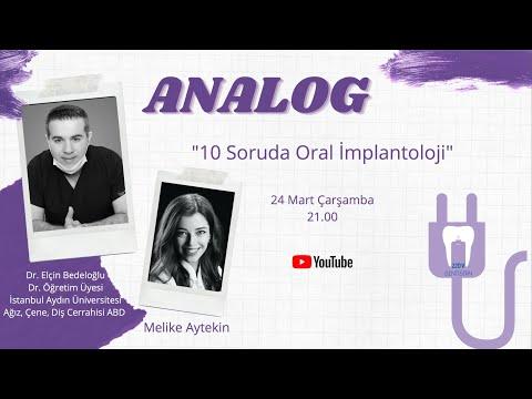 Oral İmplantoloji'ye dair 10 soru ile beraber samimi bir sohbet gerçekleştiriyoruz.