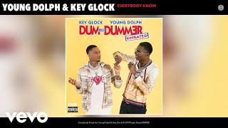 Young Dolph, Key Glock - Everybody Know (Audio)