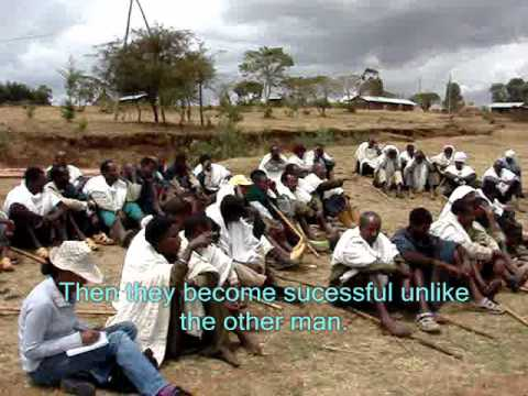 Irrigation in Amhara RiverCode