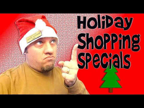 Christmas and Holiday Shopping for Ham Radio Deals
