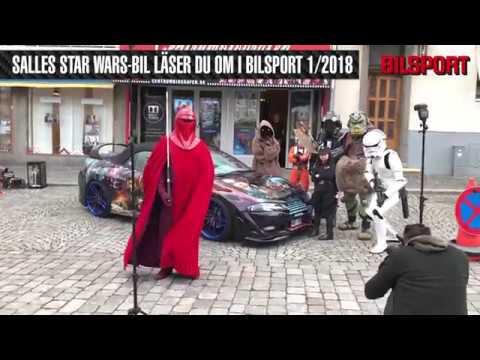 Salles Star Wars-Eclipse (Kommer i Bilsport 1/2018)