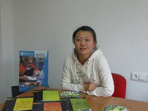 Students Testimonials - Catalina (in chinese)
