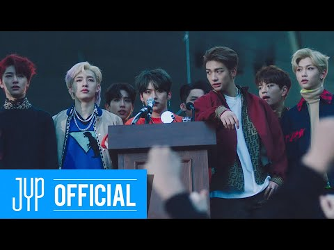 "Stray Kids ""MIROH"" M/V"