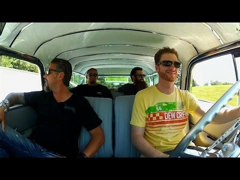 Dale Earnhardt Jr.'s Ultimate '56 Nomad | Fast N' Loud
